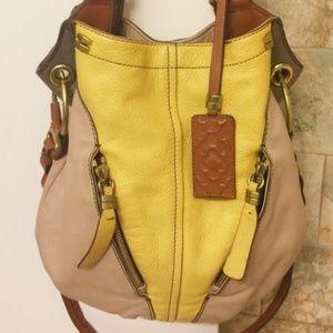 orYANY Bags - OrYANY Luxury Victoria Hobo/Crossbody Bag EUC!